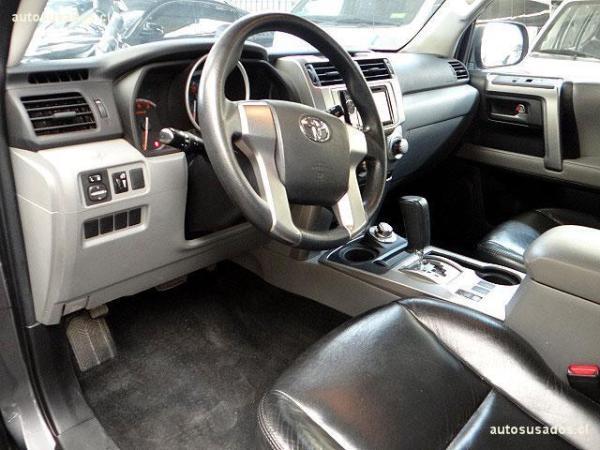 Toyota 4Runner SR5 año 2013