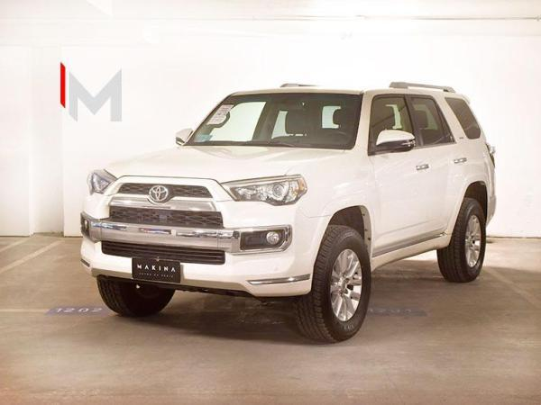 Toyota 4Runner LIMITED 4X4 año 2014