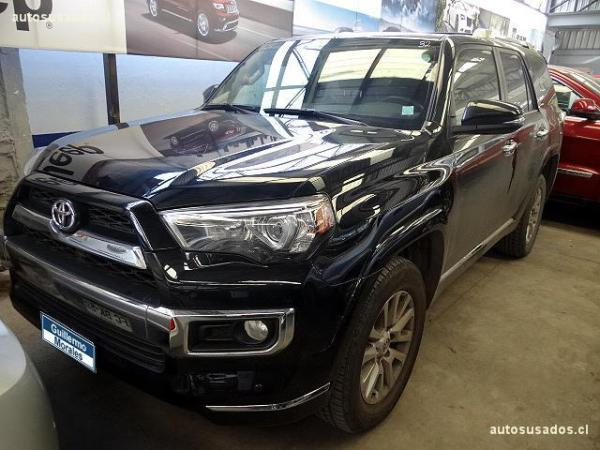 Toyota 4Runner LIMITED año 2015