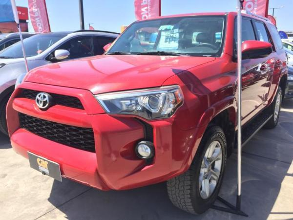 Toyota 4Runner 4.0 AT año 2017