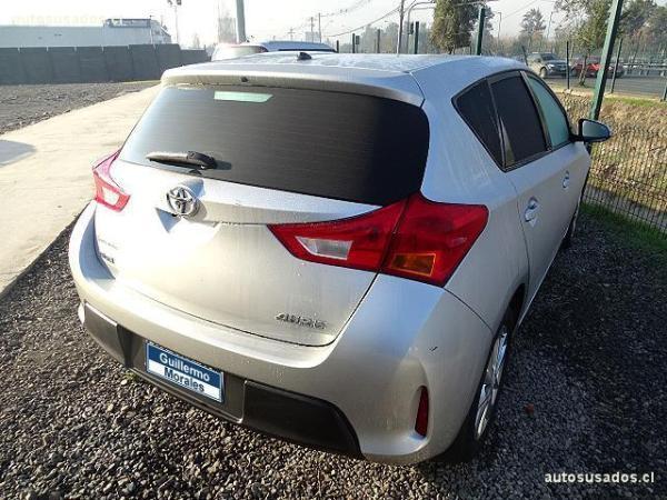 Toyota Auris LEI año 2016
