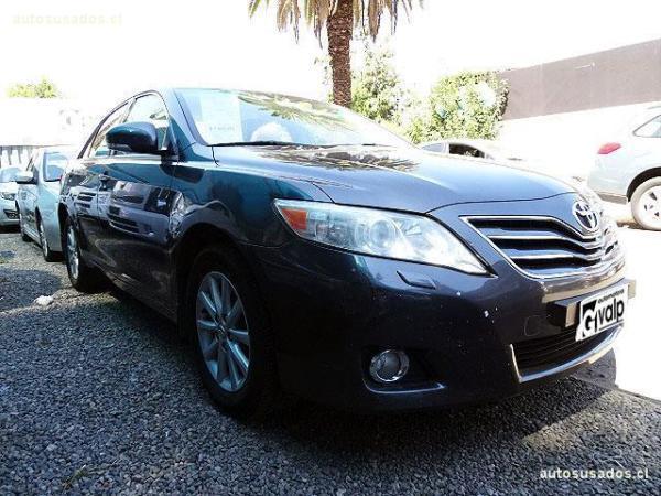Toyota Camry 2.4 año 2011
