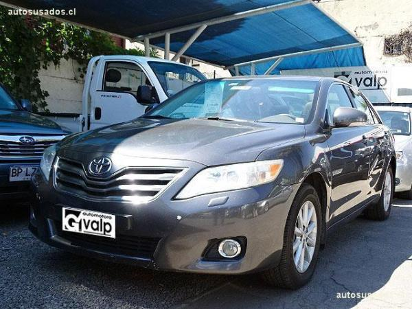 Toyota Camry 2.4 año 2011