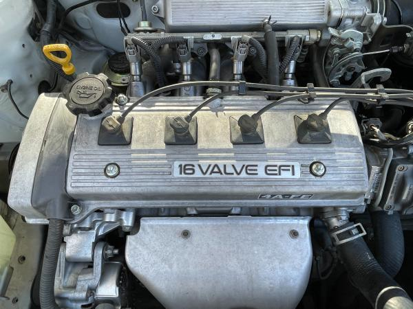 Toyota Corolla GLI 1.6 año 1996