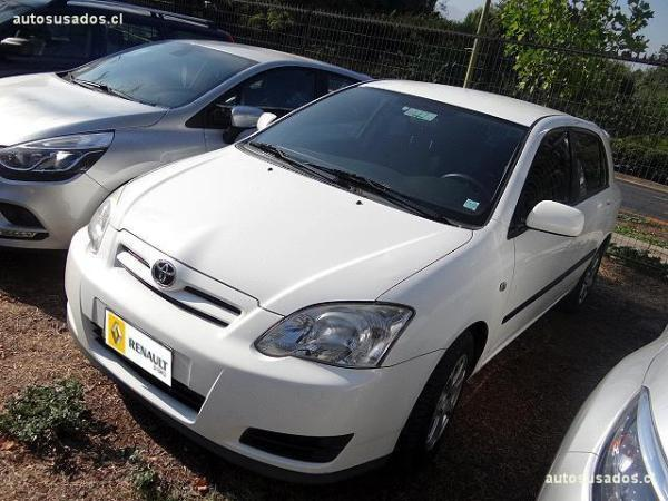 Toyota Corolla SPORT año 2005