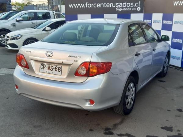 Toyota Corolla XLI 1.6 año 2010