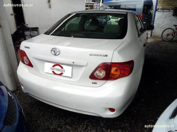 Toyota Corolla XLI año 2010