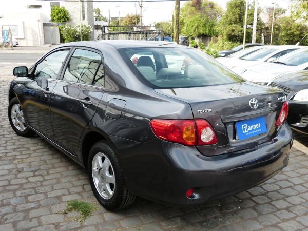 Toyota Corolla GLI año 2011
