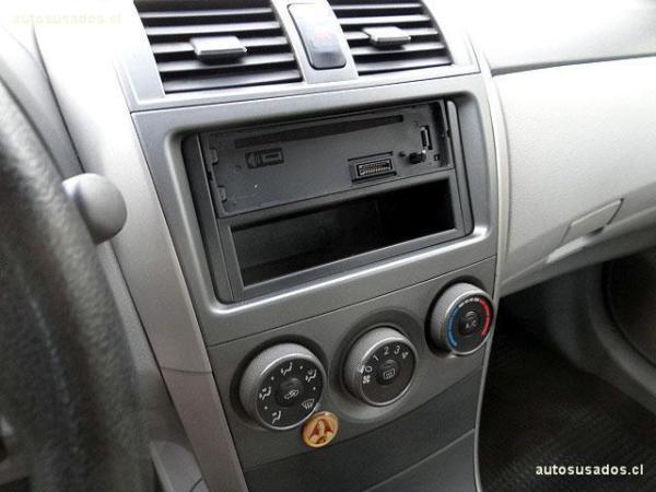 Toyota Corolla XLI año 2012