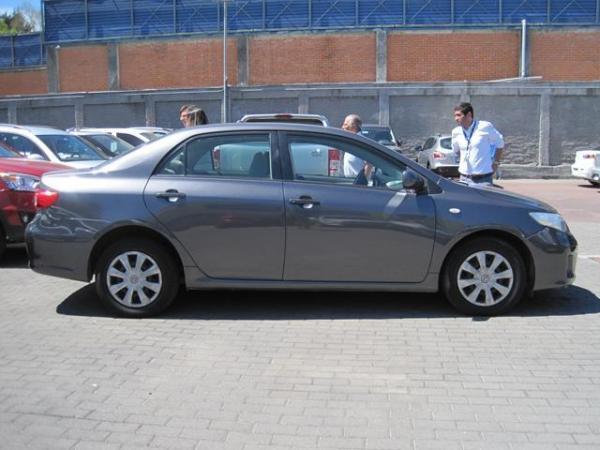Toyota Corolla Corolla Xli 1.6 año 2012