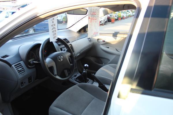 Toyota Corolla  año 2013