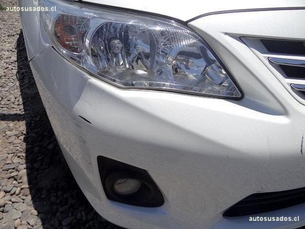 Toyota Corolla XEI 1.8 año 2013