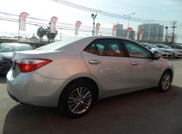 Toyota Corolla GLI año 2014