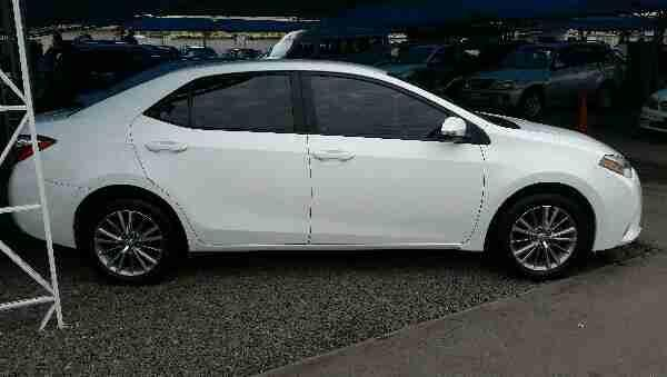Toyota Corolla  año 2014