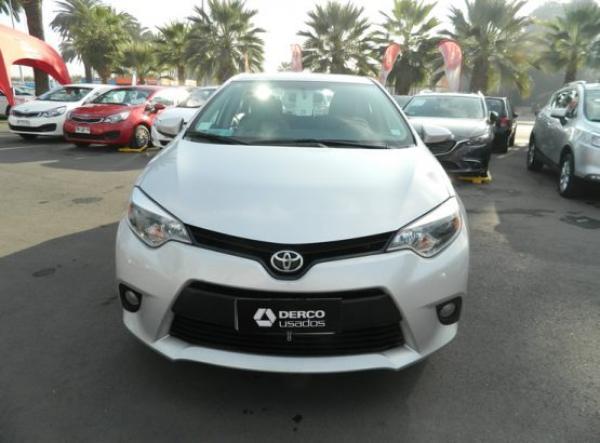 Toyota Corolla CVT año 2014