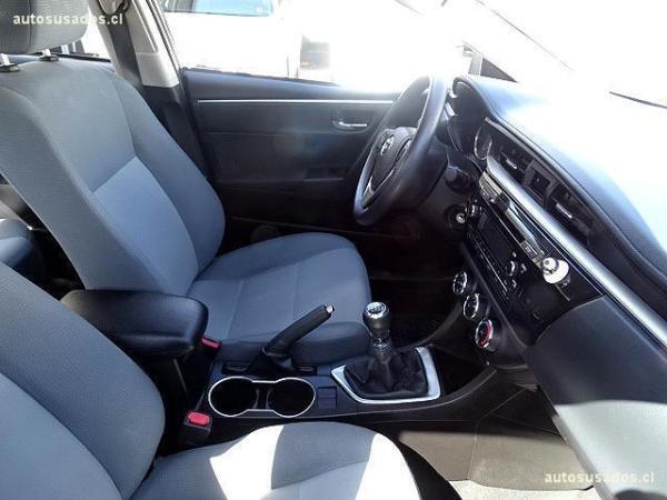Toyota Corolla SD año 2015