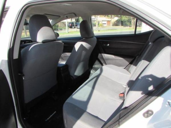 Toyota Corolla 1.8 CVT 37.000 año 2015