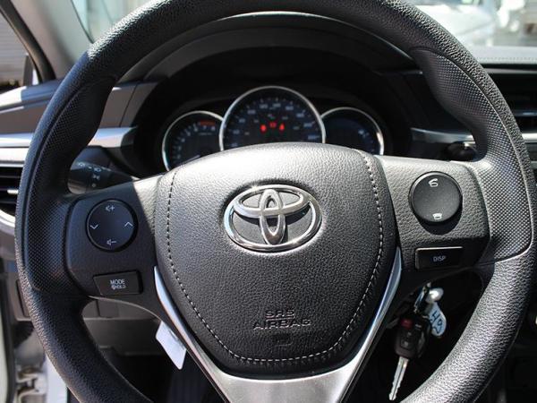 Toyota Corolla COROLLA GL 1.8 año 2016