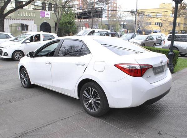 Toyota Corolla 1.8 MT año 2016