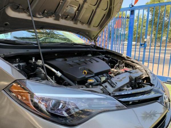 Toyota Corolla 1.8 año 2017