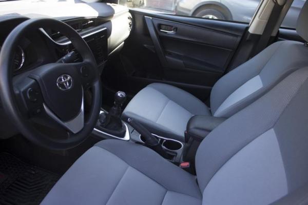 Toyota Corolla NEW COROLLA GL 1.8 año 2017