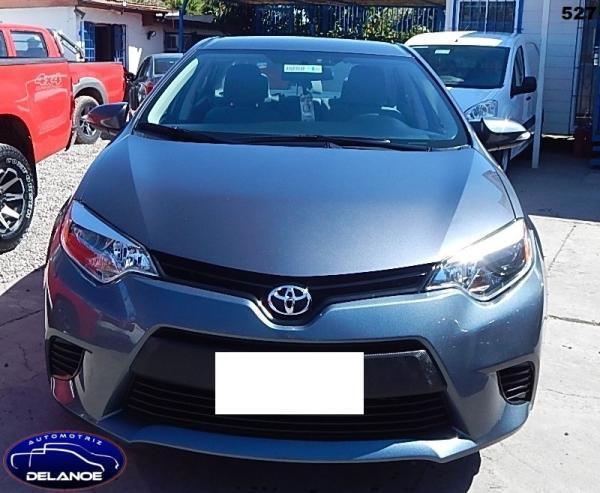 Toyota Corolla 527 TOYOTA COROLLA 1.8 20 año 2017