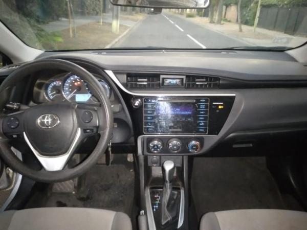 Toyota Corolla GL año 2017
