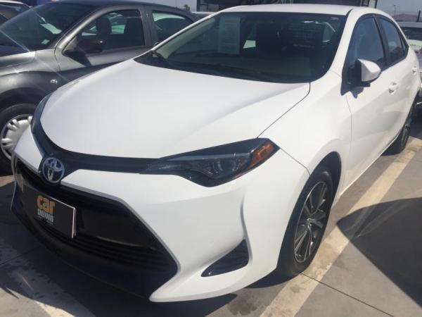 Toyota Corolla 1.8 AT año 2018
