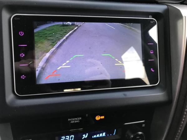 Toyota Fortuner SRV año 2019