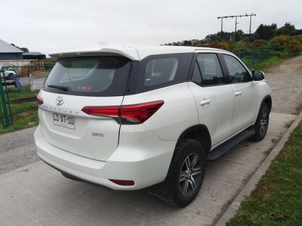 Toyota Fortuner FORTUNER 2.8 año 2020