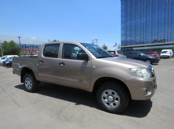 Toyota Hilux  año 2010