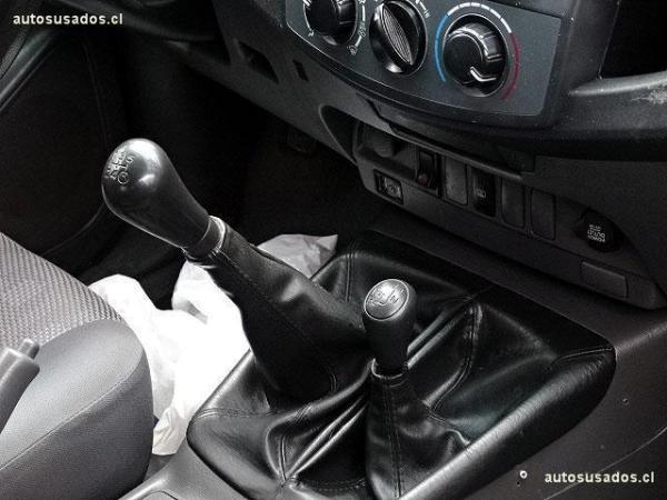 Toyota Hilux  año 2012