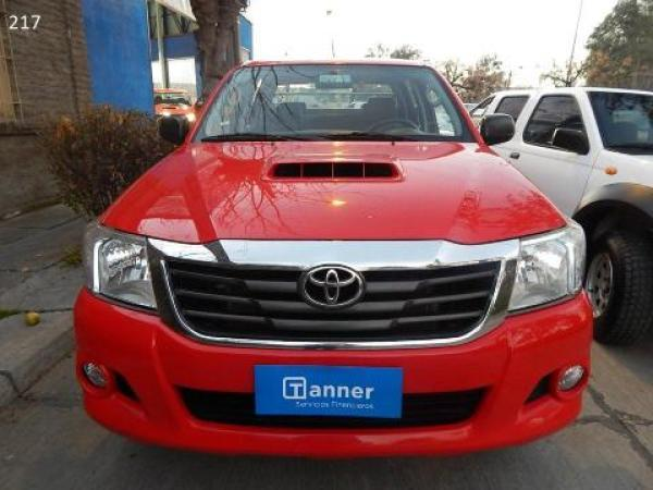 Toyota Hilux  año 2013