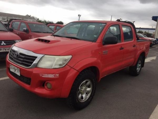 Toyota Hilux HILUX año 2014
