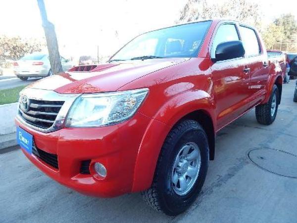 Toyota Hilux  año 2015
