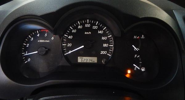 Toyota Hilux 630 TOYOTA HILUX DCAB 4X4 año 2015