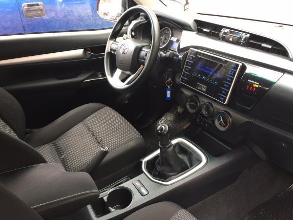 Toyota Hilux  año 2016