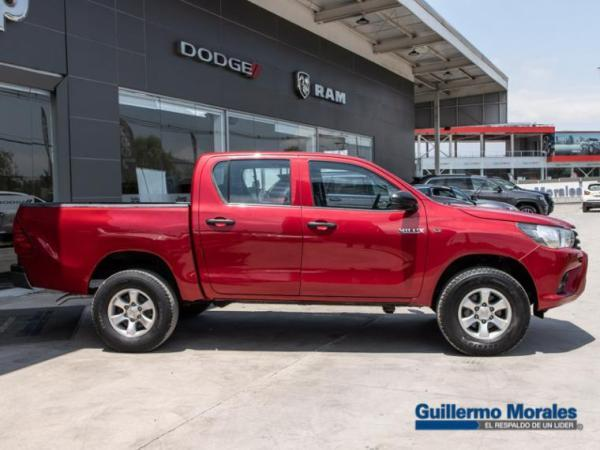 Toyota Hilux D/C 2.5 año 2017