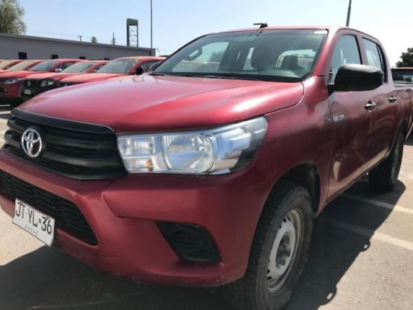 Toyota Hilux NEW HILUX DX año 2017