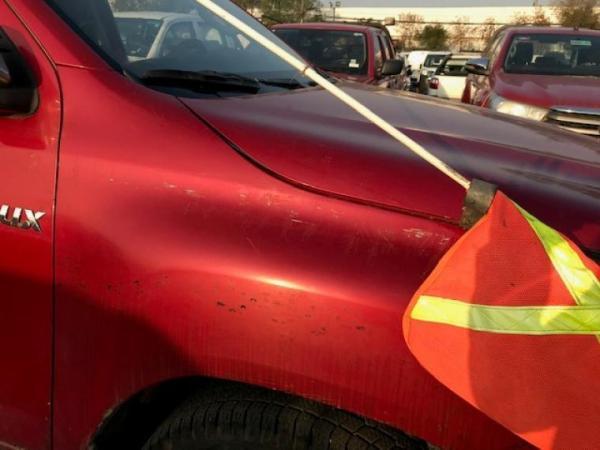 Toyota Hilux hilux año 2017