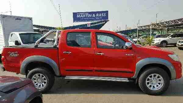 Toyota Hilux Diesel 4X4 COMPRAMOS CONTADO año 2012