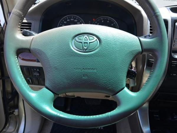 Toyota Land Cruiser LIMITED 4X4 año 2008