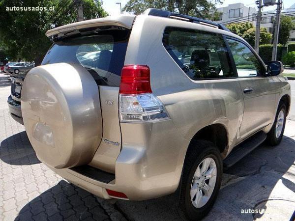 Toyota Land Cruiser PRADO TX año 2010