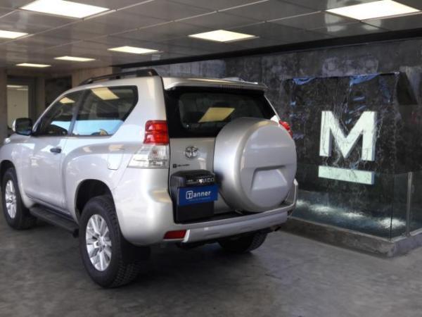 Toyota Land Cruiser PRADO TL 2.7 año 2017