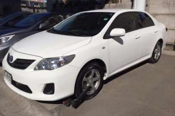 Toyota New Corolla XLI año 2014