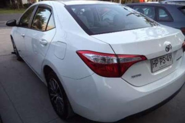Toyota New Corolla GL CVT año 2016
