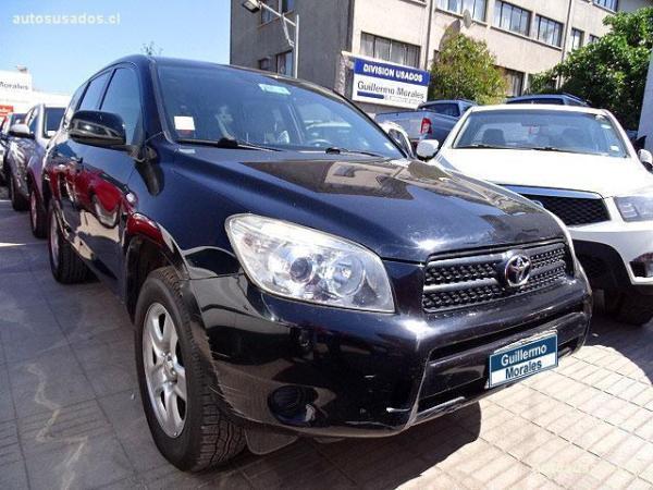 Toyota Rav 4 4X4 5P año 2008