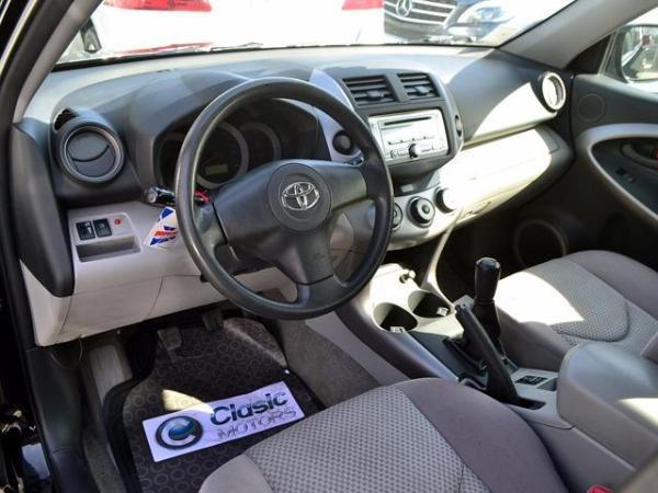 Toyota Rav 4  año 2008