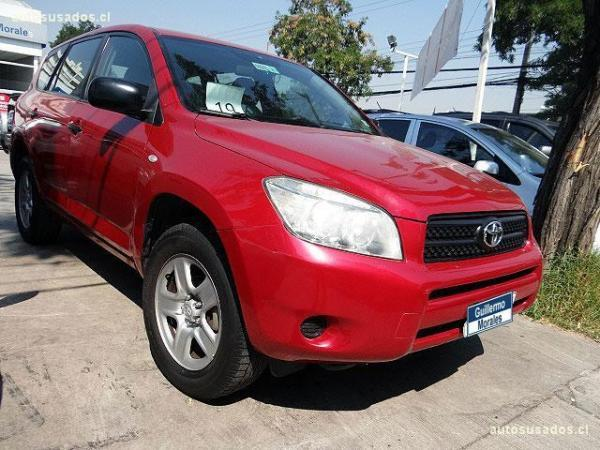 Toyota Rav 4 2.4 4X2 año 2009
