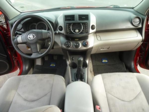 Toyota Rav 4 2.4 4x2, airbags año 2011